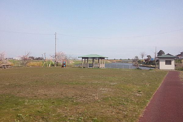 1-六郷の池-公園からの景色
