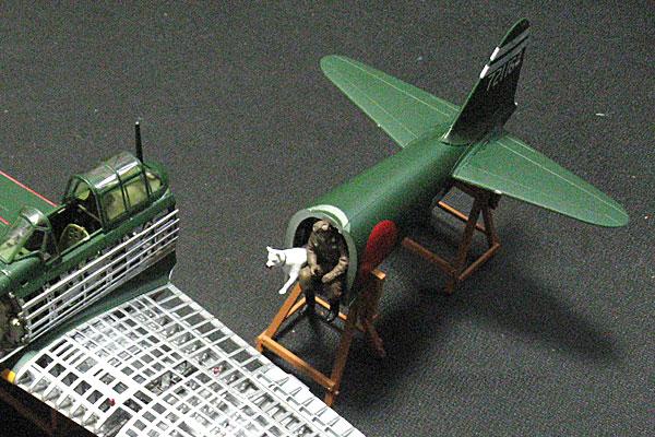 TOMYTEC-トミーテック-零式艦上戦闘機-52乙型