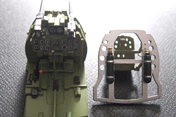 TOMYTEC-トミーテック-零式艦上戦闘機-52乙型-コックピット完成