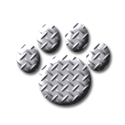 肉球-鉄板
