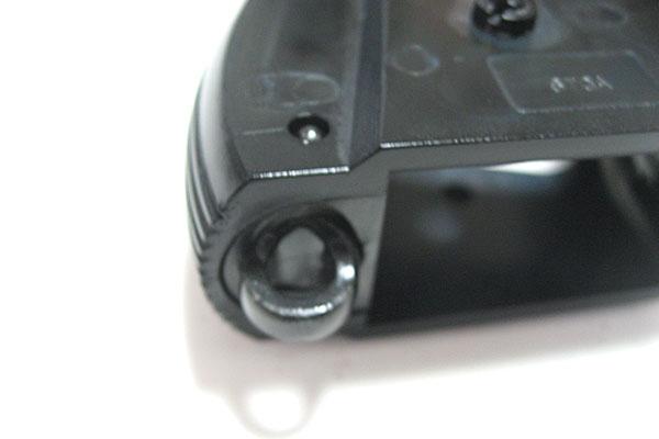 ハンマースプリングの組み付け完了-9mmM9-ドルフィン-Dolphin-セミ-フル-セレクティブ-マシンピストル-マルシン-モデルガン組立キット