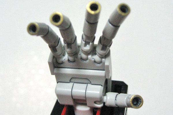 14-HG-サイコガンダム-マニピュレータ完成