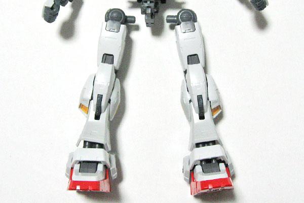 5-RG-ガンダムマーク2-脚部-パチ組み