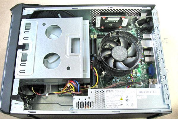 Gateway-SX2870-H54Dのガワをはぐる