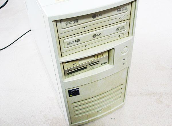 2-不調のパソコン