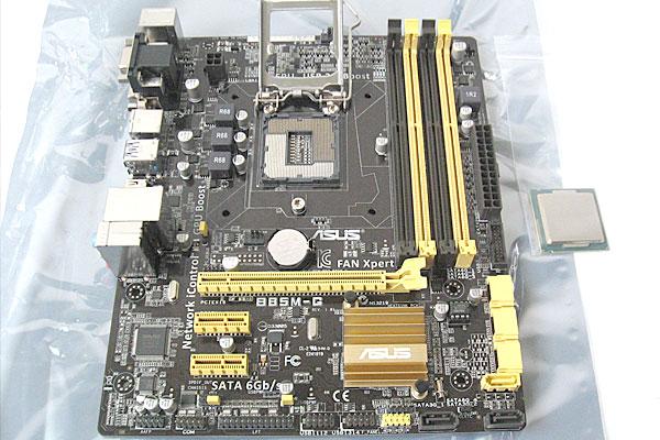 11-マザーボードとCPUの交換-ASUS-B85M-Gとintel-core-i7-4770