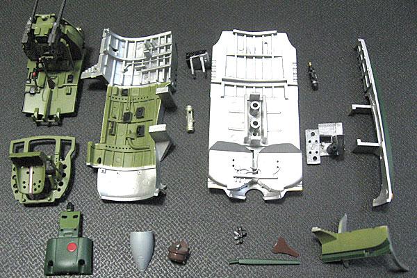 TOMYTEC-トミーテック-零式艦上戦闘機-52乙型-胴体中央部1