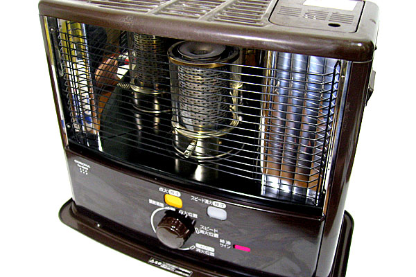 25-コロナ-CORONA-石油ストーブ-RX-298W-の芯交換-見違えました