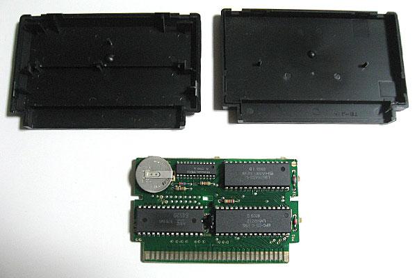 17-FC-MOBILE88-エフシーモバイル88-ファミコンカセット分解