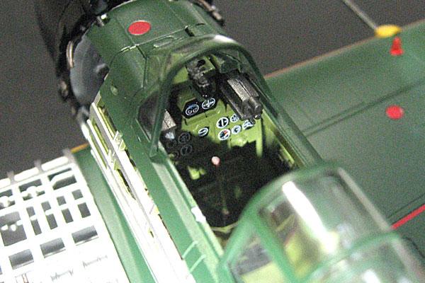 TOMYTEC-トミーテック-零式艦上戦闘機-52乙型-本体完成2
