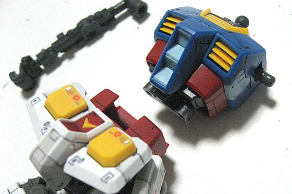 RG-RX-78-2-ガンダム-リアルグレード-胸部完成