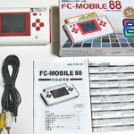 FC-MOBILE88でファミコンやってサボってました!今更感がプンプンですが、携帯型のファミコン互換機で遊んでみた