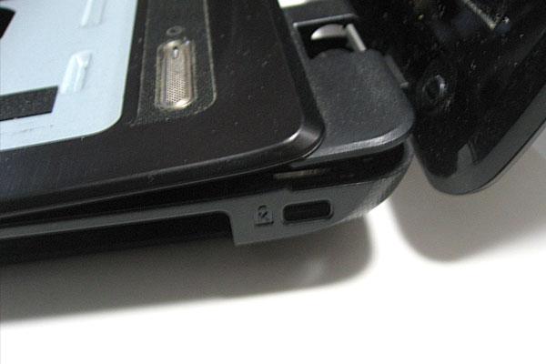 ASUS-note-ノートPC-K53T-分解-パームレストを外していく