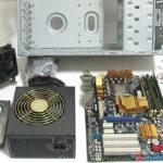 余剰パ-ツで使えるPCを自作しちゃおう!?P5Q(LGA775)とQ9650(C2Q)とGT640で頑張ってみる