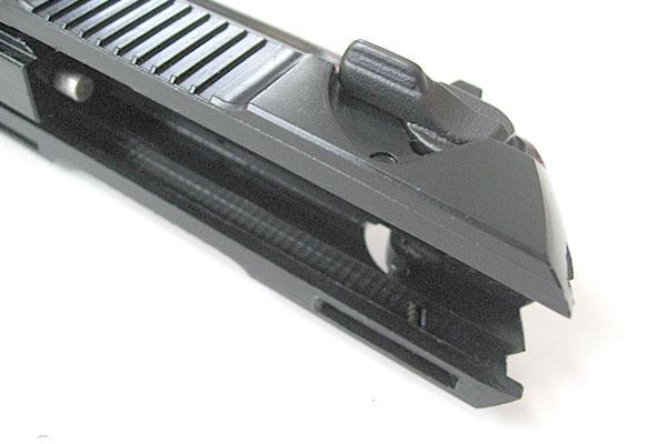 フルオートの位置-9mmM9-ドルフィン-Dolphin-セミ-フル-セレクティブ-マシンピストル-マルシン-モデルガン組立キット