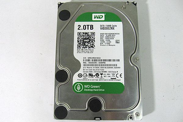 5-ASUS-P5Q-Intel-Core-2-Quad-Q9650-玄人志向GF-GT640を使って自作PC-HDDは自室に放置されていたWD20EZRX-2TB