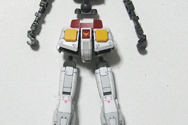 RG-RX-78-2-ガンダム-リアルグレード-腰部完成