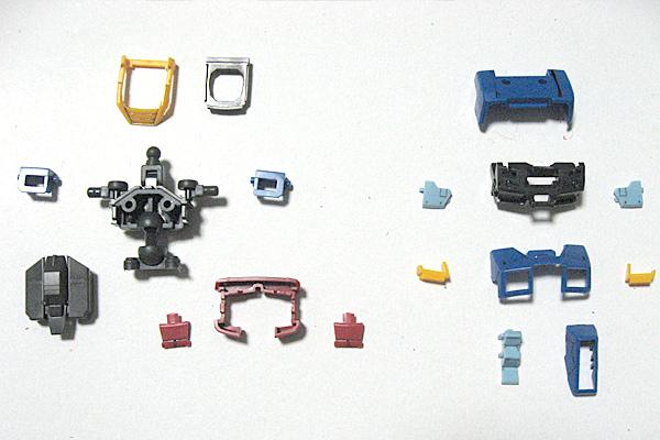 RG-RX-78-2-ガンダム-リアルグレード-胸部パーツ構成