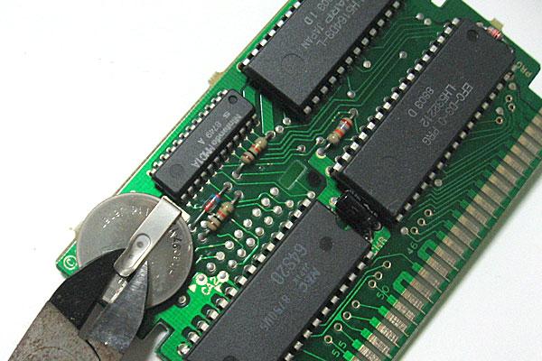 18-FC-MOBILE88-エフシーモバイル88-電池の取り外し