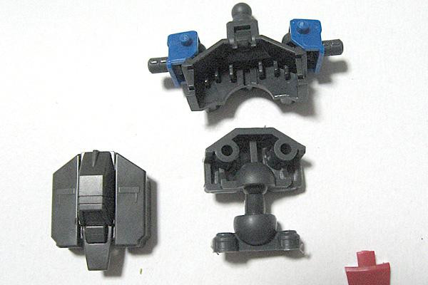 RG-RX-78-2-ガンダム-リアルグレード-胸部コアブロックパーツ