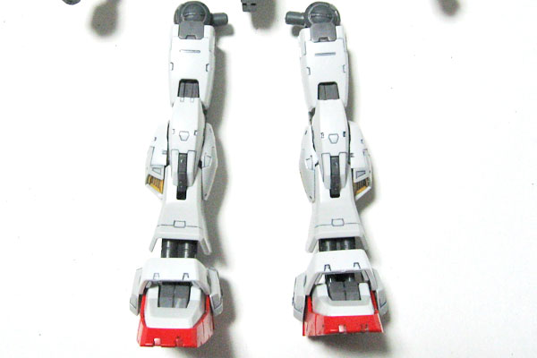 6-RG-ガンダムマーク2-脚部-墨入れのみ