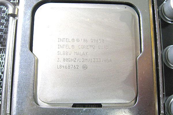 ASUS-P5Q-Intel-Core-2-Quad-Q9650-玄人志向GF-GT640を使って自作PC-CPU