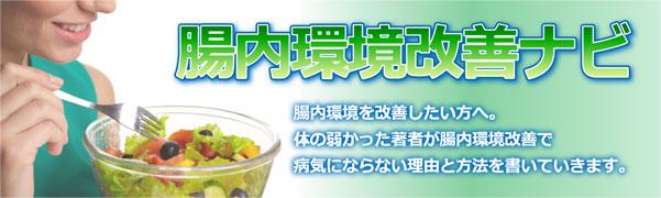 腸内環境改善ナビ