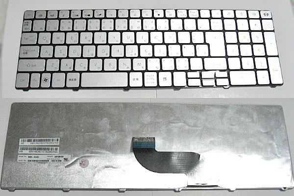 14-2-Gateway-ID59C-HD52D-分解作業-取り外したキーボードパネル