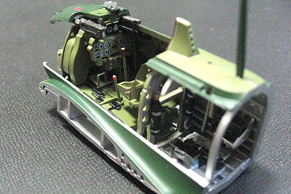 TOMYTEC-トミーテック-零式艦上戦闘機-52乙型-胴体中央部3