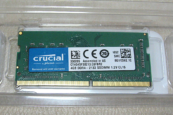 deskmini110-asrock-ベアボーンキット-intel-core-i3-7100-diy-pc-メモリは4GB-DDR4-SODIMM