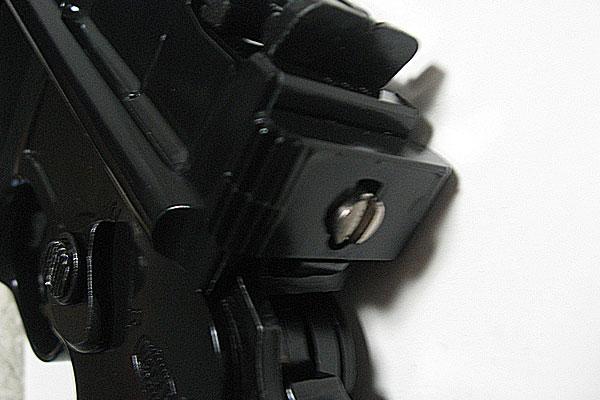 ボルトの組込み完了-モーゼル-MAUSER-C96-M712-組立キット-モデルガン-マルシン
