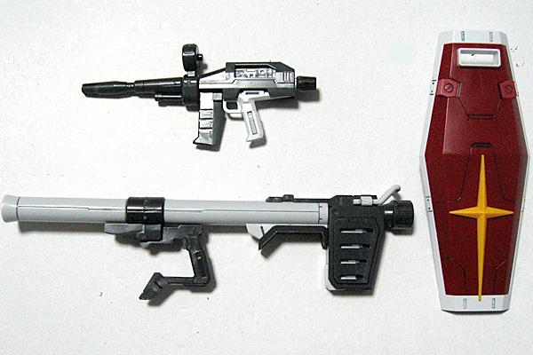 RG-RX-78-2-ガンダム-リアルグレード-シールド-ウェポン-完成