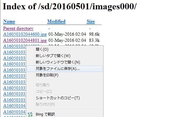 29.5-テンビス-TENVIS-IP-ネットワークカメラ-JPT3815W-HD-SDに保存された画像や動画を確認-ダウンロードできる